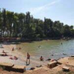 Пляж Cuve - хороший заход