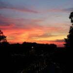 Закат над Ченстоховой