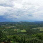 Пейзажи с горы Мотовуна