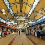 Рынок на площади Ракоци