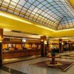 The Aquincum Hotel - ресепшн