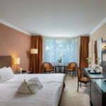 The Aquincum Hotel - номер