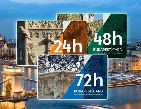 Budapest card, туристические карты Будапешта