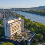 Danubius Hotel Helia и Дунай