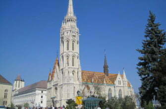 Церковь Матьяша в замке Буда