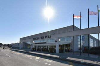 Аэропорт Пулы