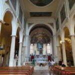 Церковь-музей внутри в Бале, Хорватия