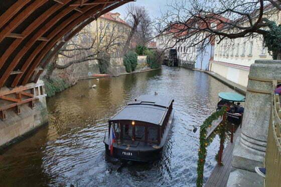 Канал Чертовка, Пражская Венеция