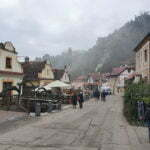 Деревня Карлштейн