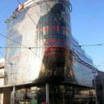 Здание Жана Нувеля Золотой Ангел