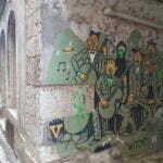 Граффити в Водняне