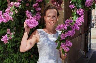 Елена Шикова, автор блога о собственных путешествиях