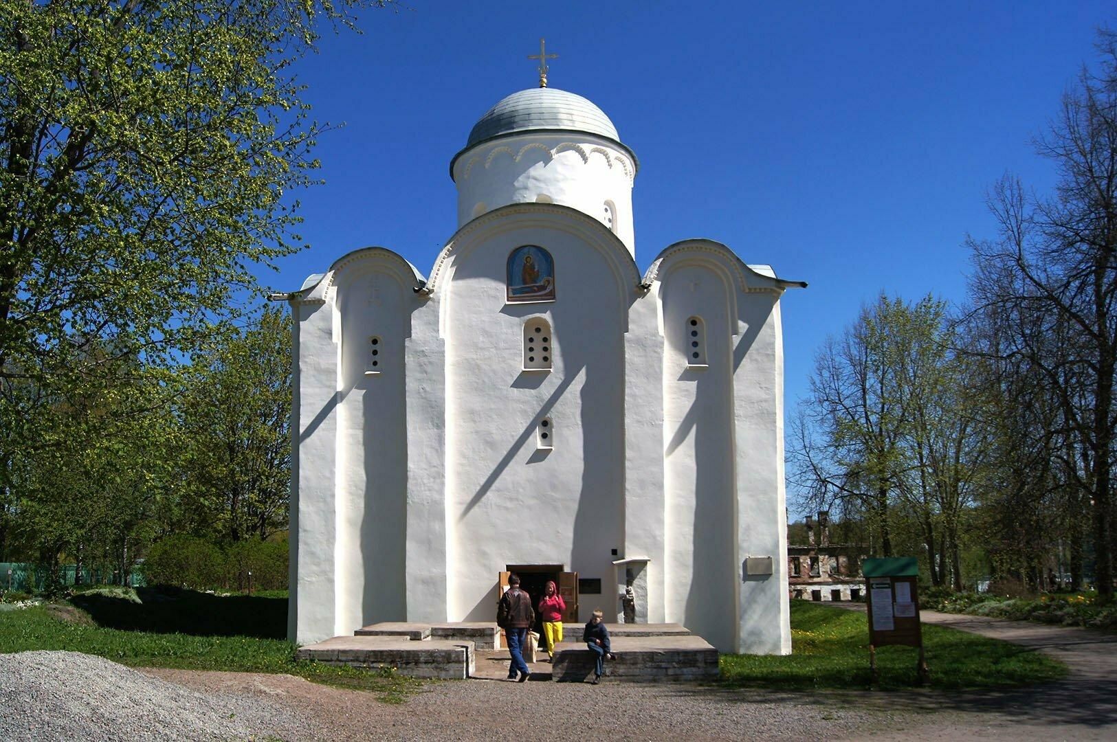 Церковь Успения Божией Матери в Старой Ладоге