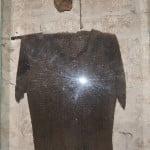 Кольчуга в музее Староладожской крепости