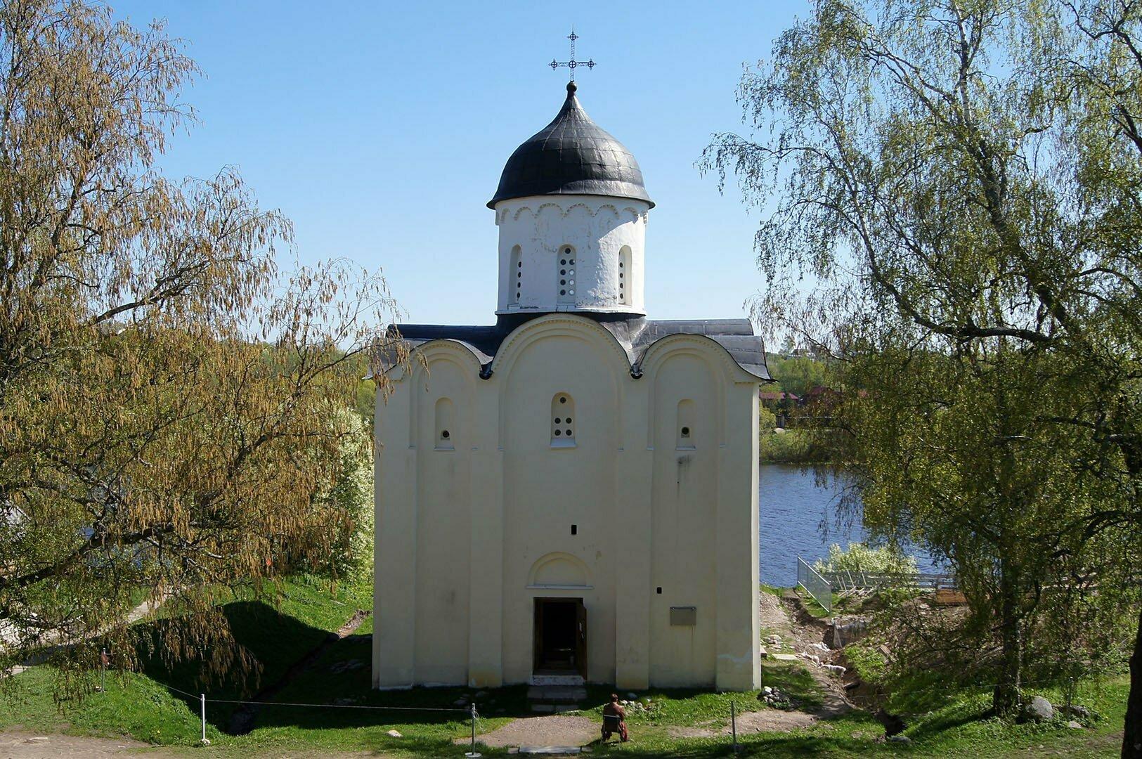 Церковь святого Георгия в крепости