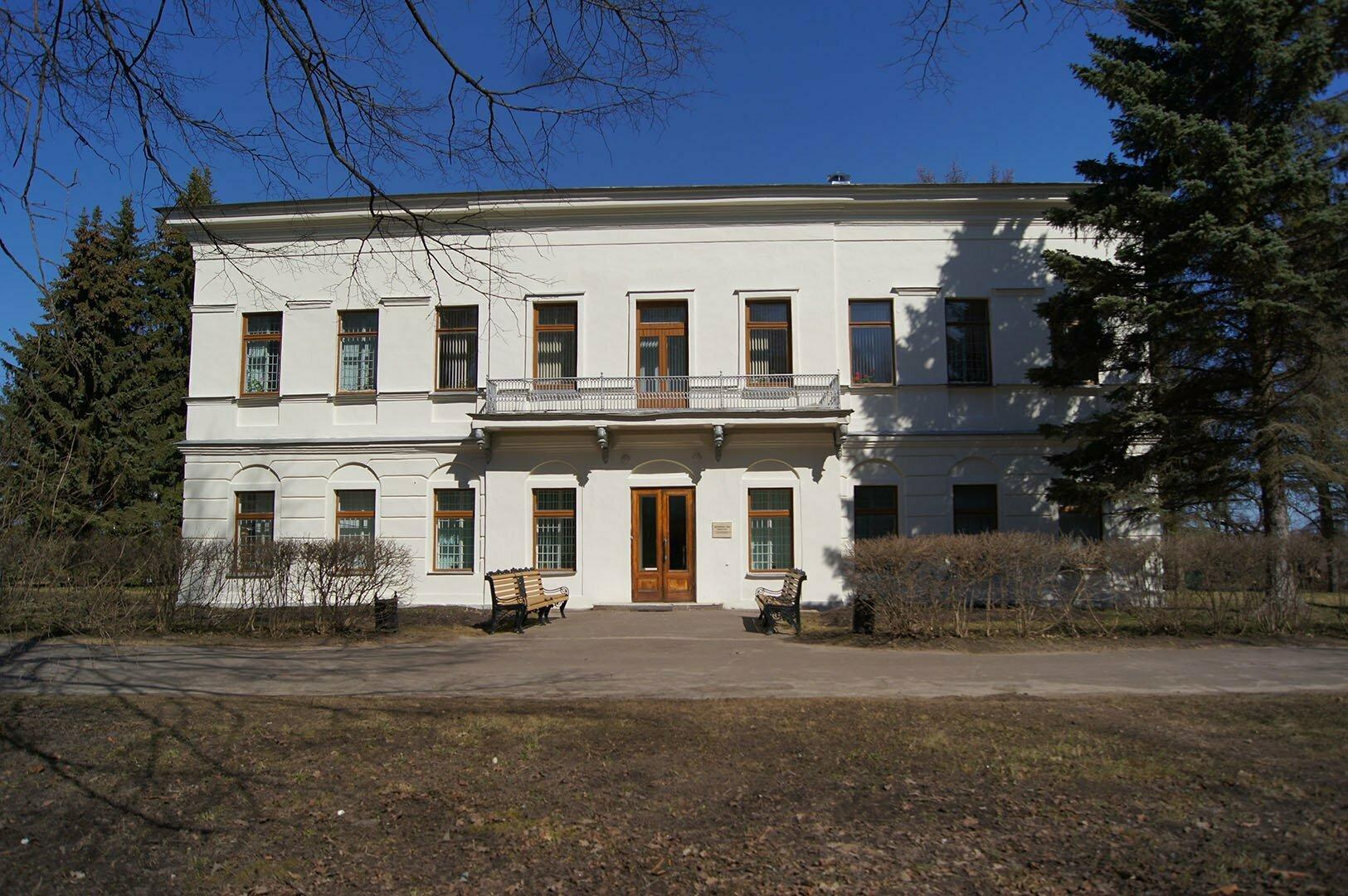 Усадебный дом А.А Орловой (нач. XIX века)