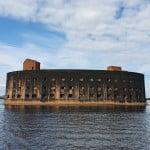 Форт Чумной в Финском заливе