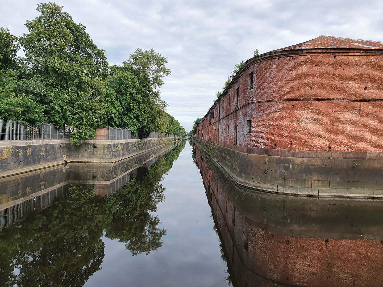 Обводной канал, Кронштадт
