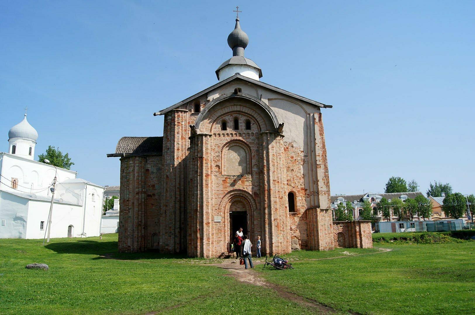 Церковь Праскевы Пятницы в Великом Новгородеы