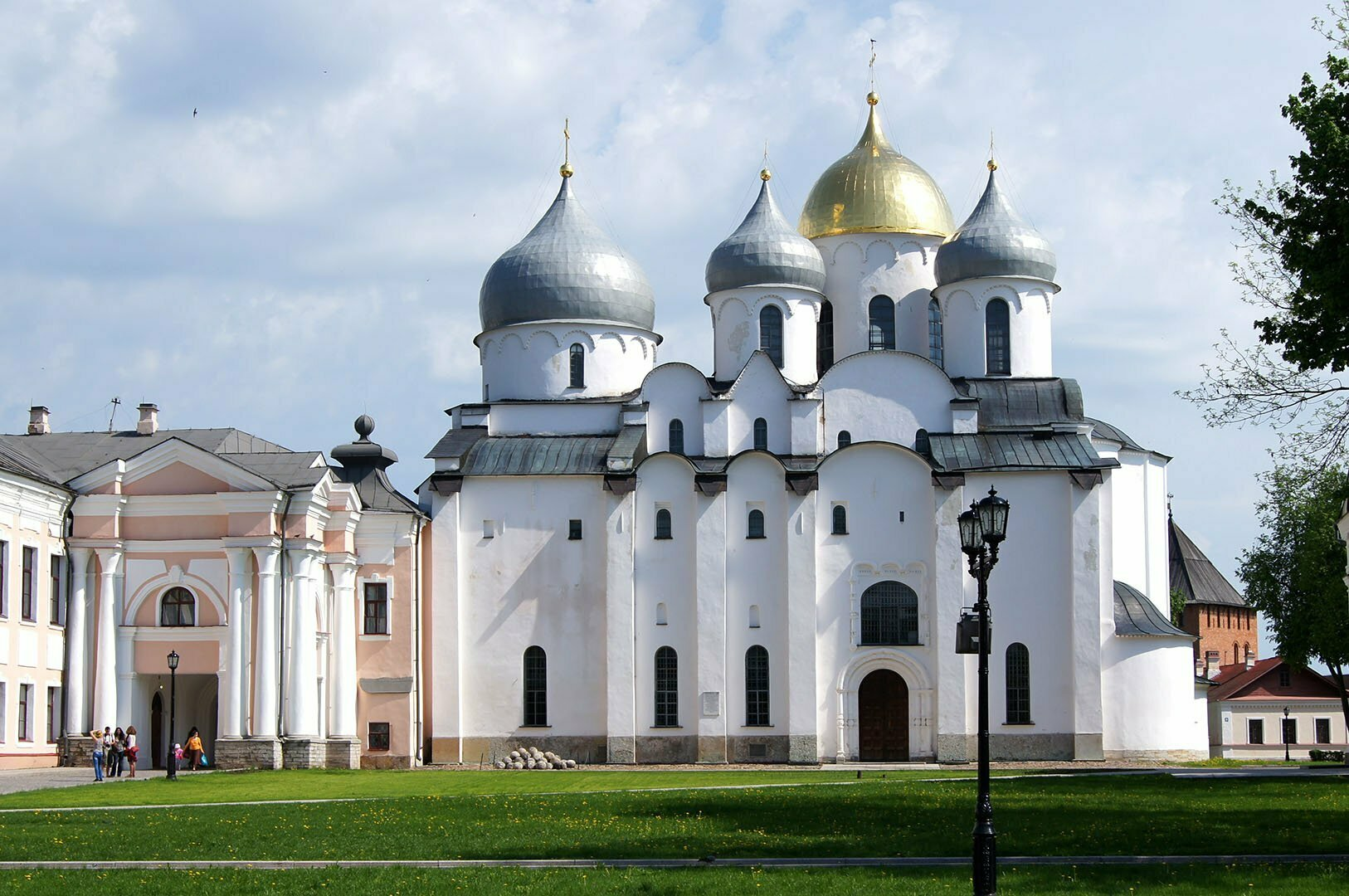 Собор Святой Софии в Великом Новгороде