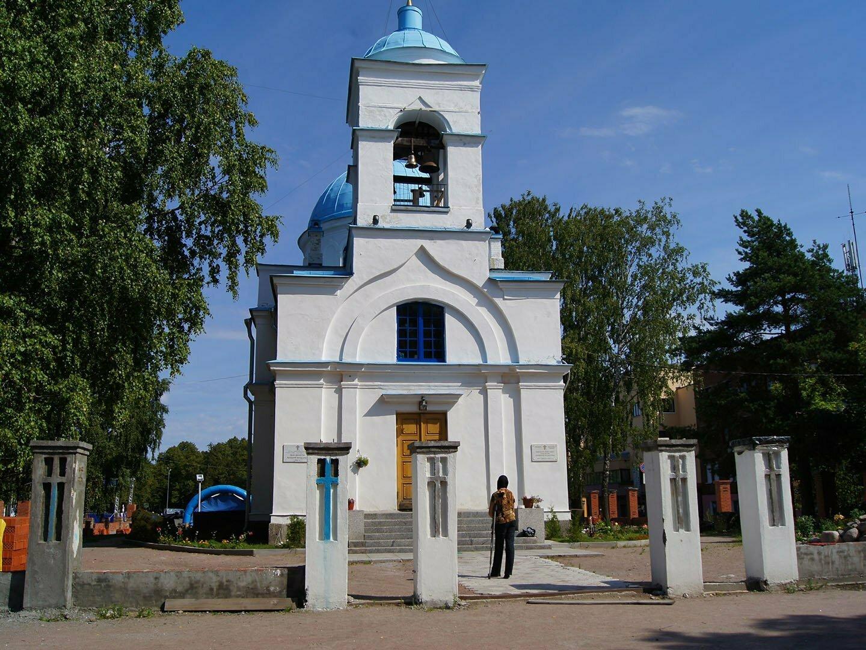 Церковь Рождества Пресвятой Богородицы в Приозерске