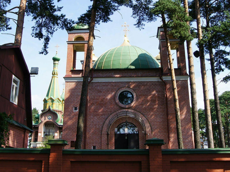 Церковь Рождества Христова, Подворье Валаамского монастыря в Приозерске