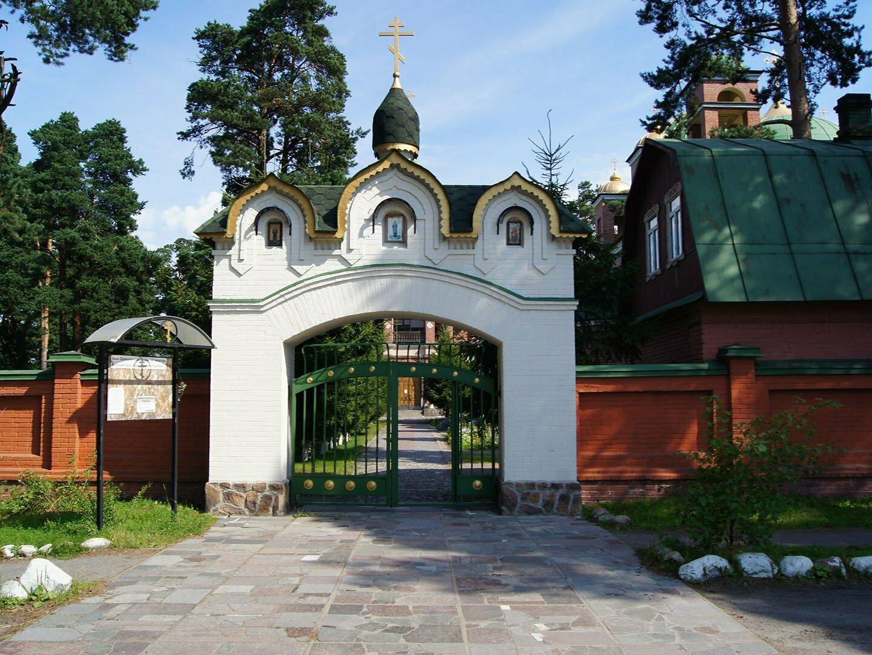 Подворье Валаамского Спасо-Преображеского монастыря в Приозерске