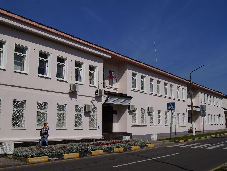 Приозерск, улица Ленина