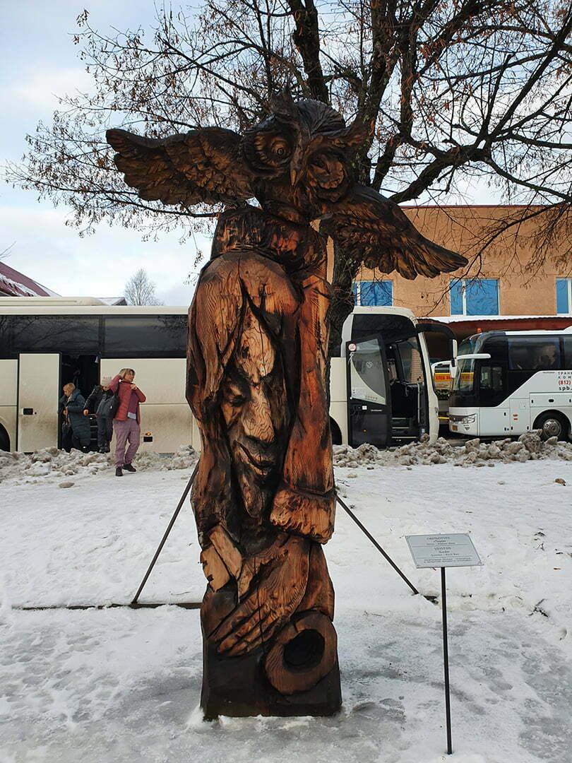 Лоухи, автор Кирилл Баир