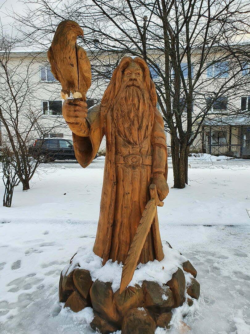 Укко, автор Андрей Андреев