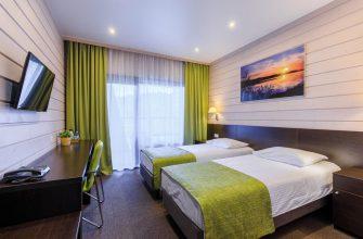 Отель Точка на карте в Сортавала - номер