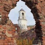 Самый инстаграмный снимок Часовой башни в Выборге